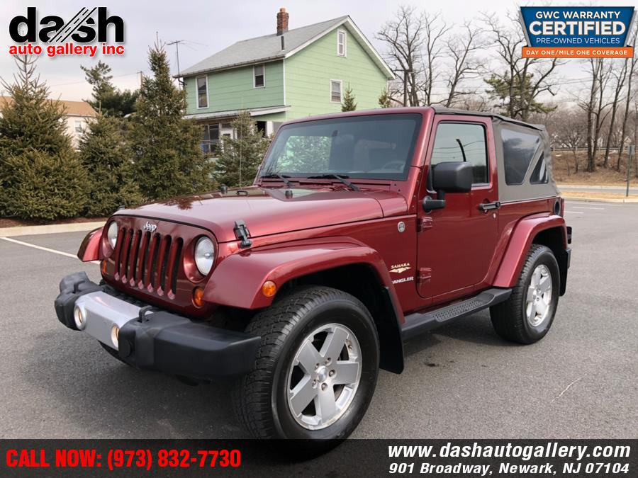 2008 Jeep Wrangler 4WD 2dr Sahara, available for sale in Newark, New Jersey | Dash Auto Gallery Inc.. Newark, New Jersey