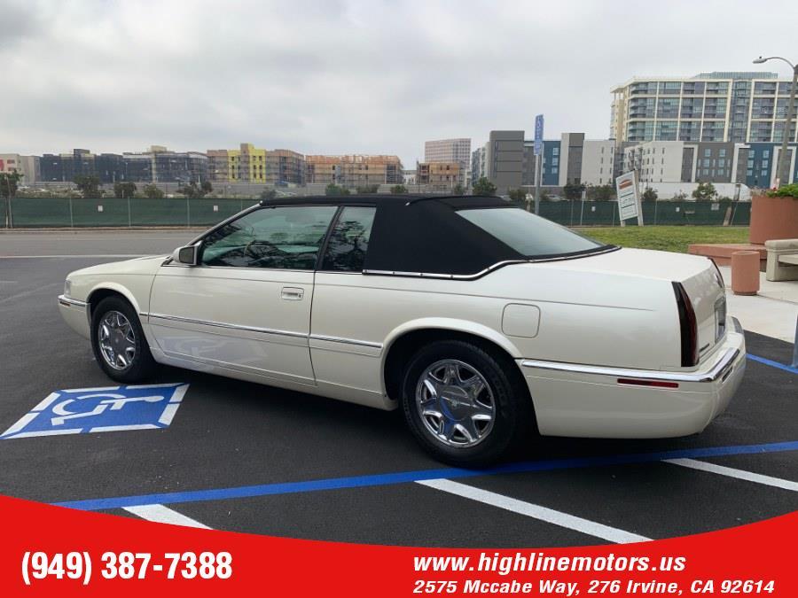 Used Cadillac Eldorado 2dr Cpe ESC 2002 | High Line Motors LLC. Irvine, California