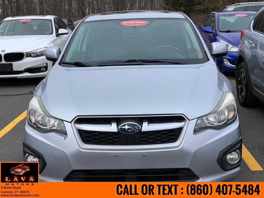 Used 2012 Subaru Impreza Sedan in Canton, Connecticut   Lava Motors. Canton, Connecticut