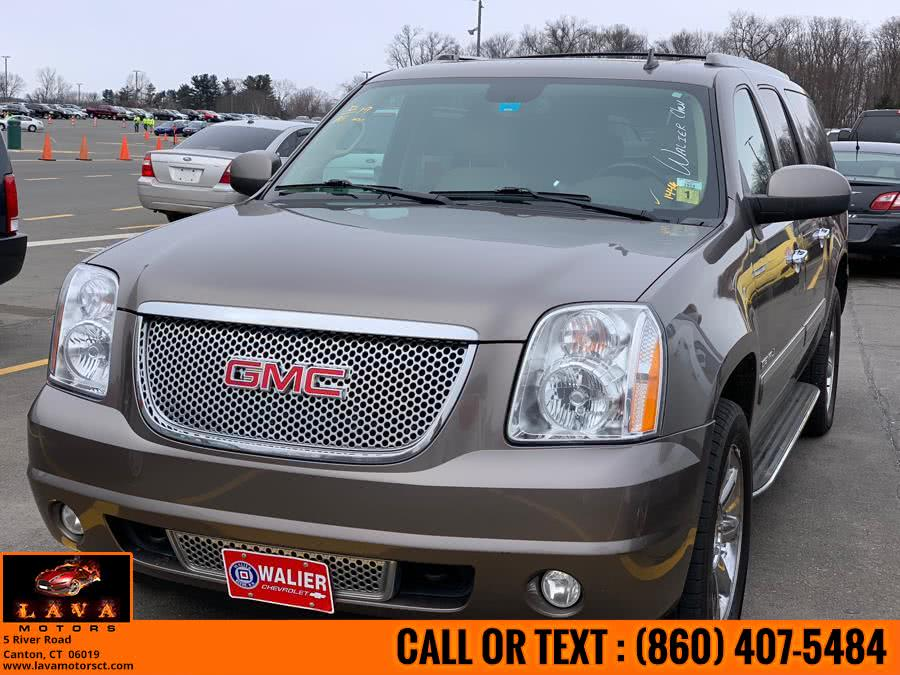 Used 2012 GMC Yukon XL in Canton, Connecticut | Lava Motors. Canton, Connecticut