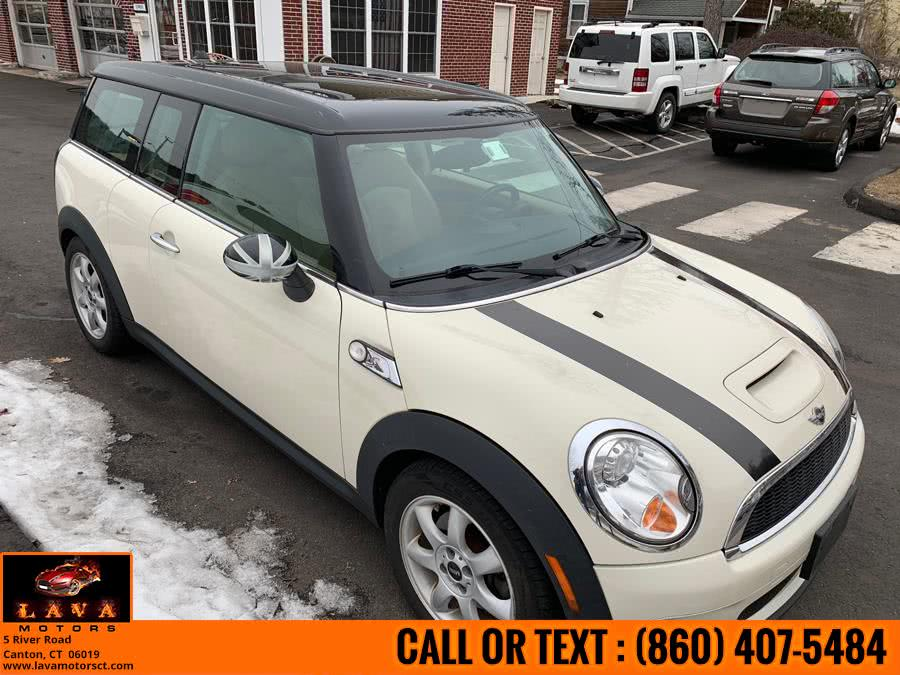 Used 2009 MINI Cooper Clubman in Canton, Connecticut | Lava Motors. Canton, Connecticut