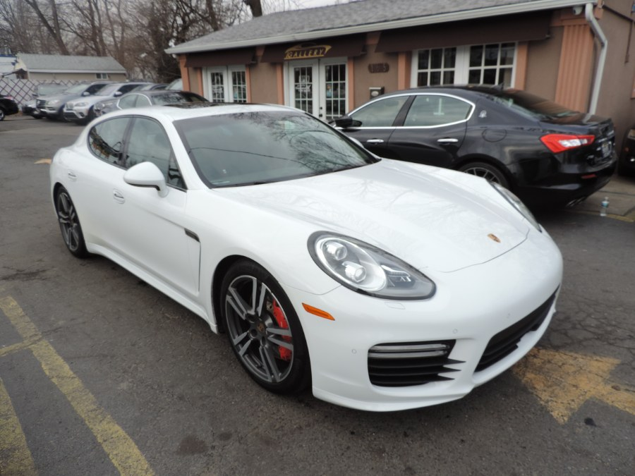 2014 Porsche Panamera 4dr HB Turbo, available for sale in Lodi, New Jersey | Auto Gallery. Lodi, New Jersey