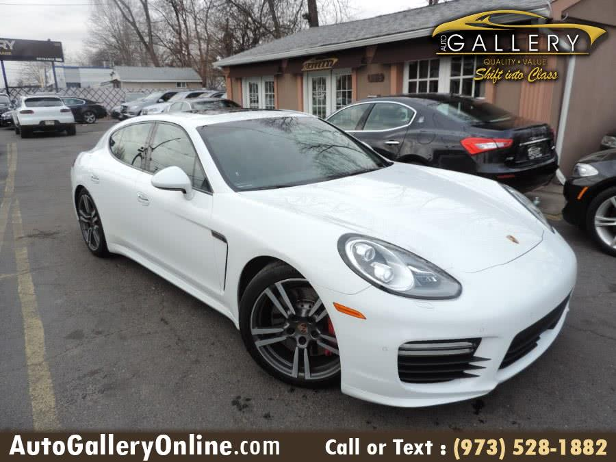 2014 Porsche Panamera 4dr HB Turbo, available for sale in Lodi, NJ