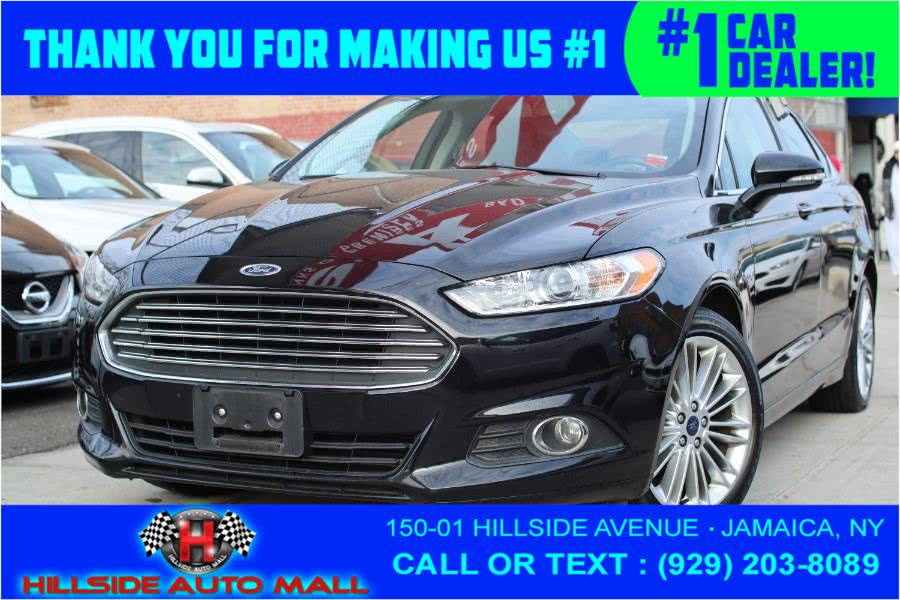 2016 Ford Fusion 4dr Sdn SE AWD, available for sale in Jamaica, New York | Hillside Auto Mall Inc.. Jamaica, New York