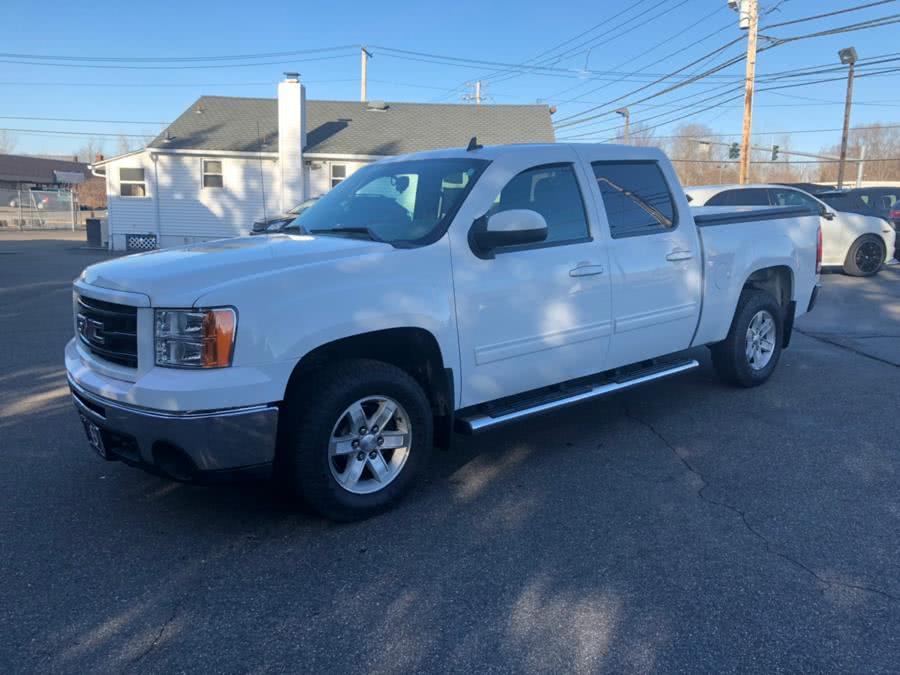 "Used GMC Sierra 1500 4WD Crew Cab 143.5"" SLE 2012 