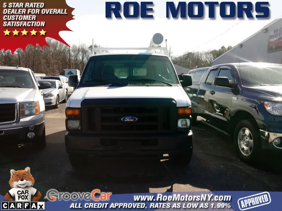 Used 2011 Ford Econoline Cargo Van in Shirley, New York | Roe Motors Ltd. Shirley, New York