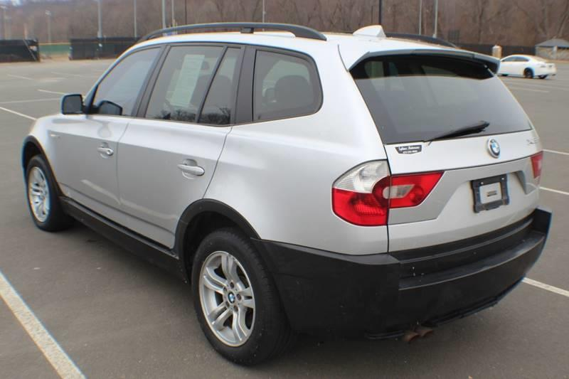 2005 BMW X3 3.0i AWD 4dr SUV, available for sale in Waterbury, Connecticut | Sphinx Motorcars. Waterbury, Connecticut