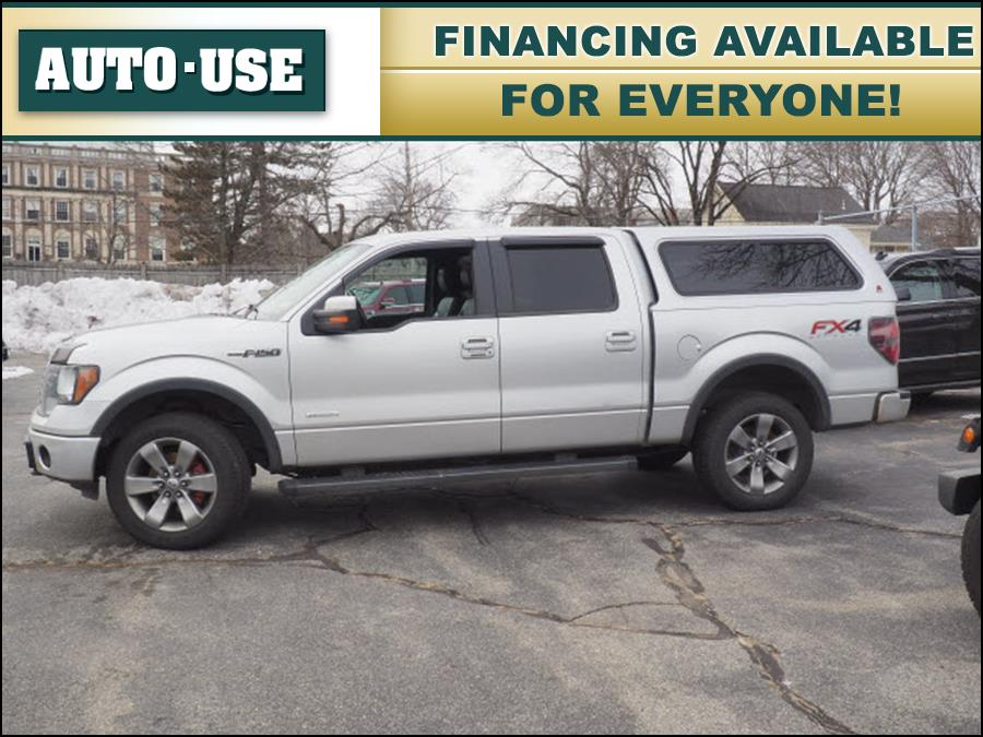 2012 Ford F-150 FX4, available for sale in Andover, Massachusetts | Autouse. Andover, Massachusetts