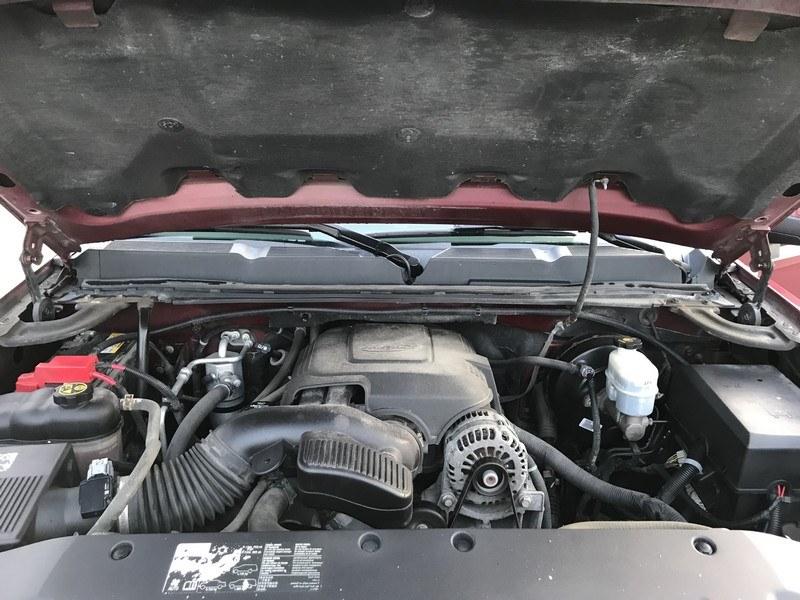 2013 Chevrolet Silverado 1500 4WD Crew Cab 143.5
