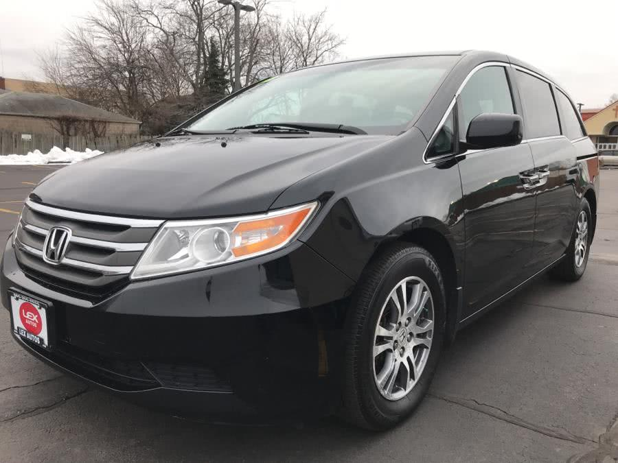 Used 2011 Honda Odyssey in Hartford, Connecticut | Lex Autos LLC. Hartford, Connecticut