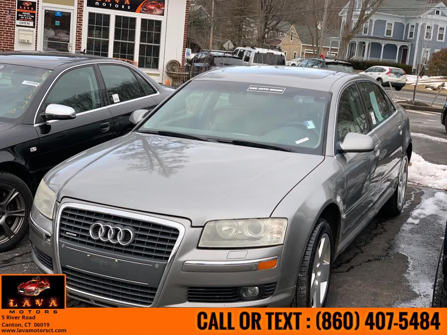 Used 2004 Audi A8 L in Canton, Connecticut | Lava Motors. Canton, Connecticut