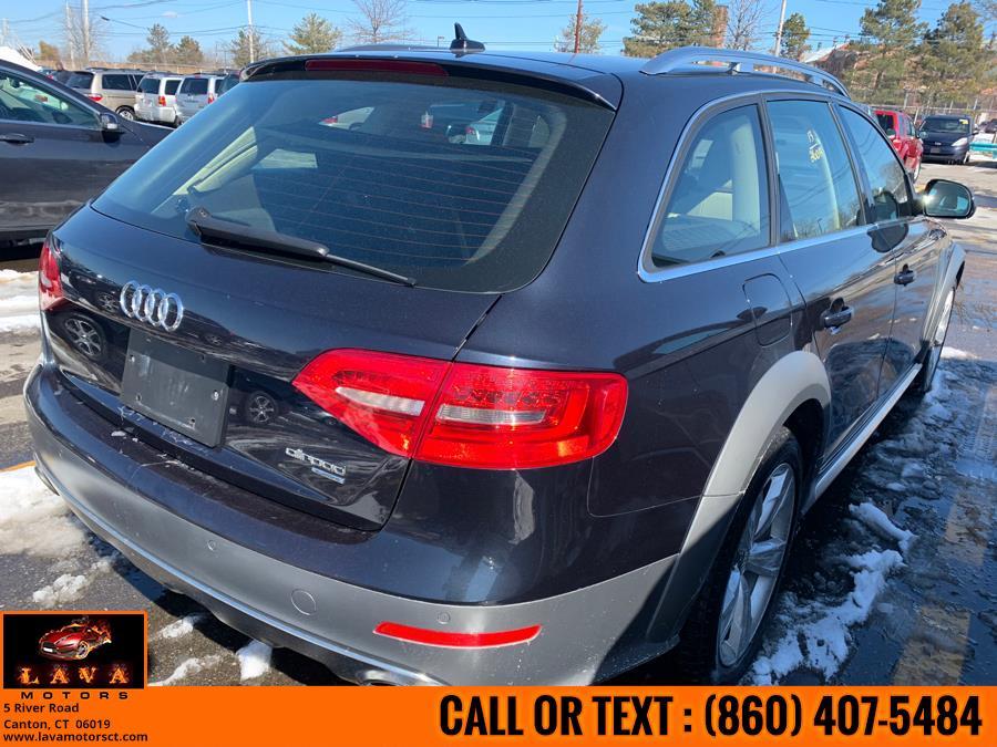 2013 Audi allroad 4dr Wgn Premium  Plus, available for sale in Canton, Connecticut | Lava Motors. Canton, Connecticut