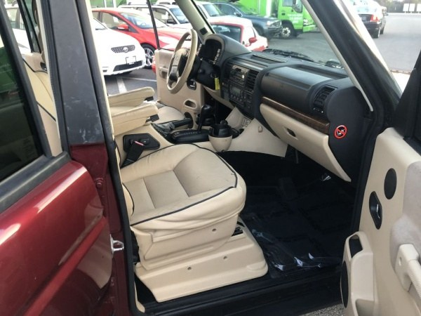 2004 LAND ROVER DISCOVERY 4WD 4dr SUV Luxury, available for sale in Bronx, New York | TNT Auto Sales USA inc. Bronx, New York