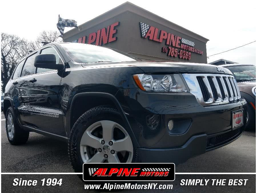 2011 Jeep Grand Cherokee 4WD 4dr Laredo, available for sale in Wantagh, New York   Alpine Motors Inc. Wantagh, New York