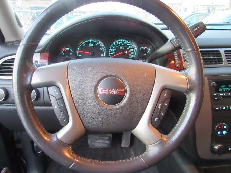 2012 GMC Yukon 4WD 4dr 1500 SLT, available for sale in Middle Village, New York | Road Masters II INC. Middle Village, New York