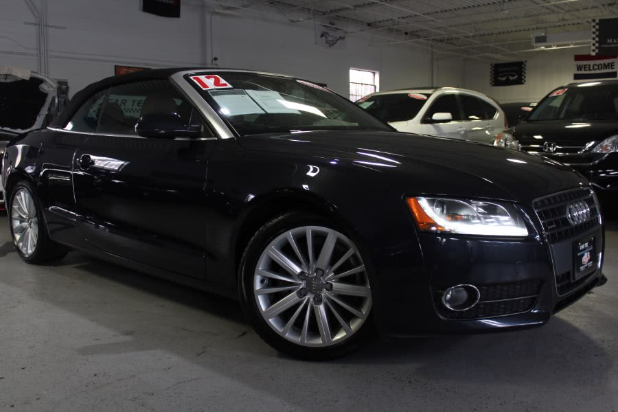 Used 2012 Audi A5 in Deer Park, New York | Car Tec Enterprise Leasing & Sales LLC. Deer Park, New York