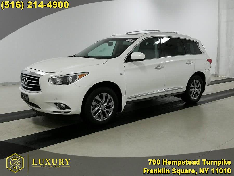 2015 INFINITI QX60 AWD 4dr, available for sale in Franklin Square, New York | Luxury Motor Club. Franklin Square, New York