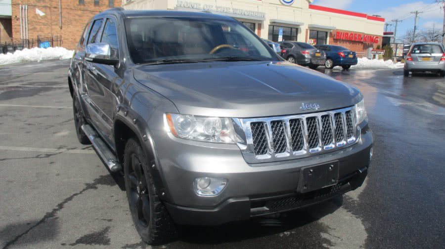 2012 JEEP GRAN CHEROKEE OVERLAND, available for sale in Bronx, New York | TNT Auto Sales USA inc. Bronx, New York
