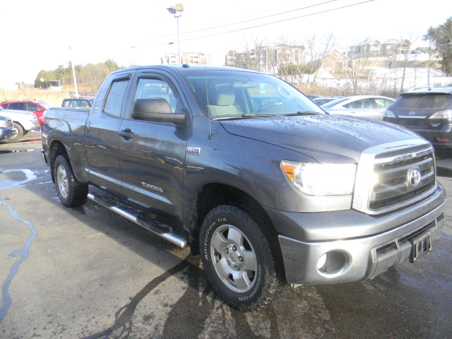 2010 Toyota Tundra 4WD Truck Dbl 5.7L V8 6-Spd AT (Natl), available for sale in Southborough, Massachusetts   M&M Vehicles Inc dba Central Motors. Southborough, Massachusetts