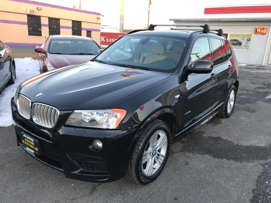 2012 BMW X3 AWD 4dr 28i, available for sale in West Hartford, Connecticut   Auto Store. West Hartford, Connecticut