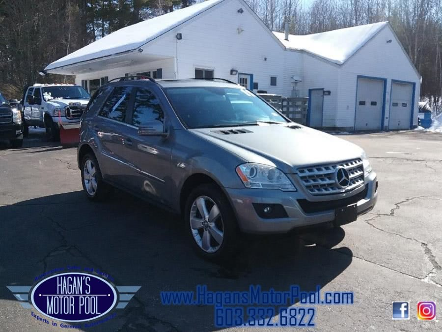 2011 Mercedes-Benz M-Class 4MATIC 4dr ML350, available for sale in Rochester, New Hampshire | Hagan's Motor Pool. Rochester, New Hampshire