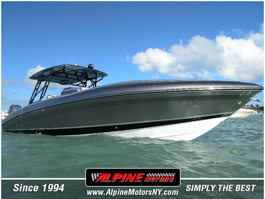 2019 Renegade 33' Open, available for sale in Wantagh, New York   Alpine Motors Inc. Wantagh, New York