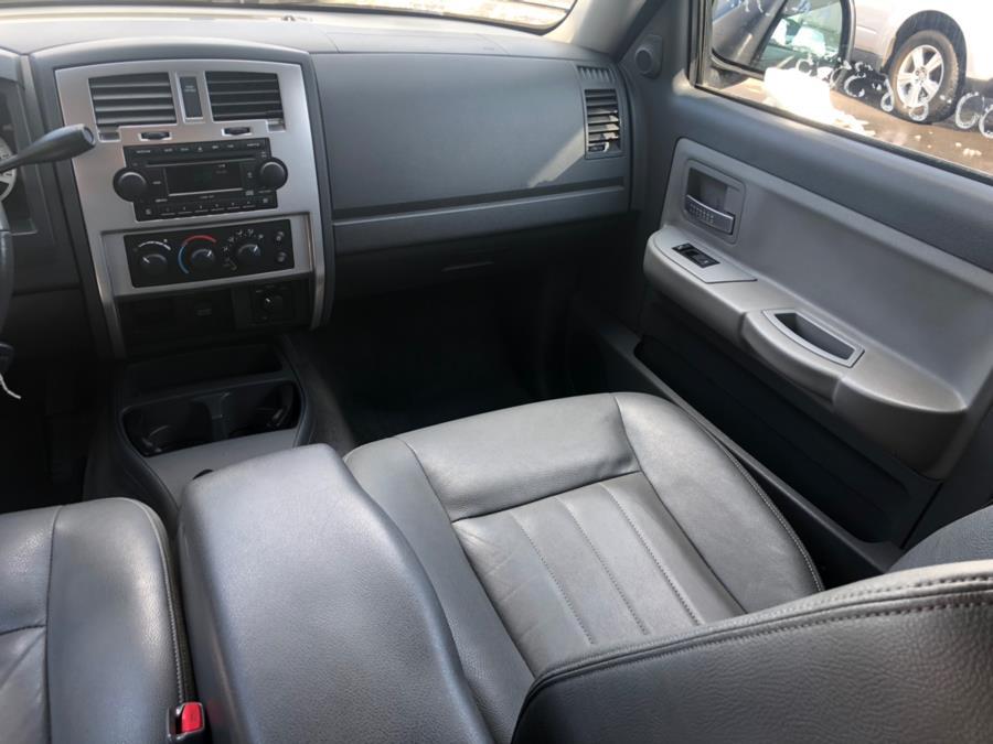 2006 Dodge Dakota 4dr Quad Cab 131 4WD Laramie, available for sale in New Britain, Connecticut | Central Auto Sales & Service. New Britain, Connecticut