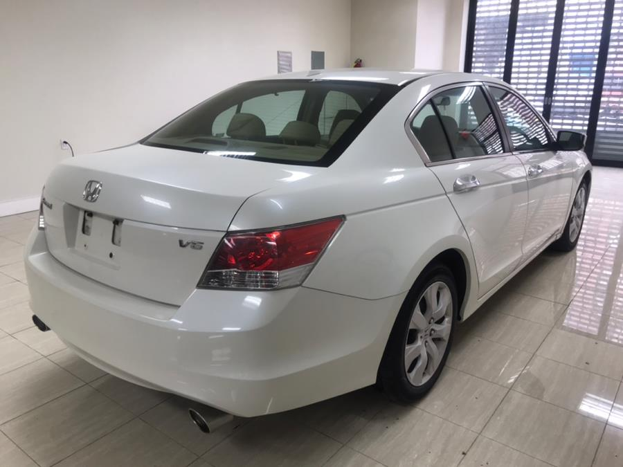 2008 Honda Accord 4dr V6 Auto EX-L, available for sale in Bronx, New York | Luxury Auto Group. Bronx, New York