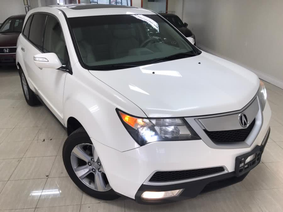 Used Acura MDX AWD 4dr Tech Pkg 2011 | Luxury Auto Group. Bronx, New York