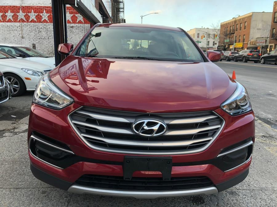 2017 Hyundai Santa Fe Sport 2.4L Automatic AWD, available for sale in Brooklyn, New York | Carsbuck Inc.. Brooklyn, New York