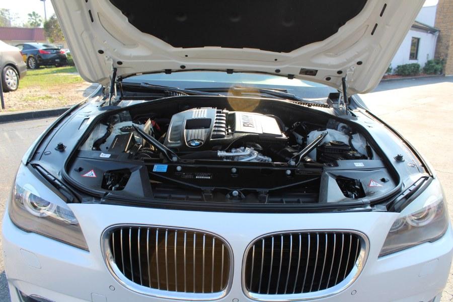 2011 BMW 7 Series 740Li w/NAV 4dr Sdn Auto, available for sale in Orlando, Florida | Mint Auto Sales. Orlando, Florida