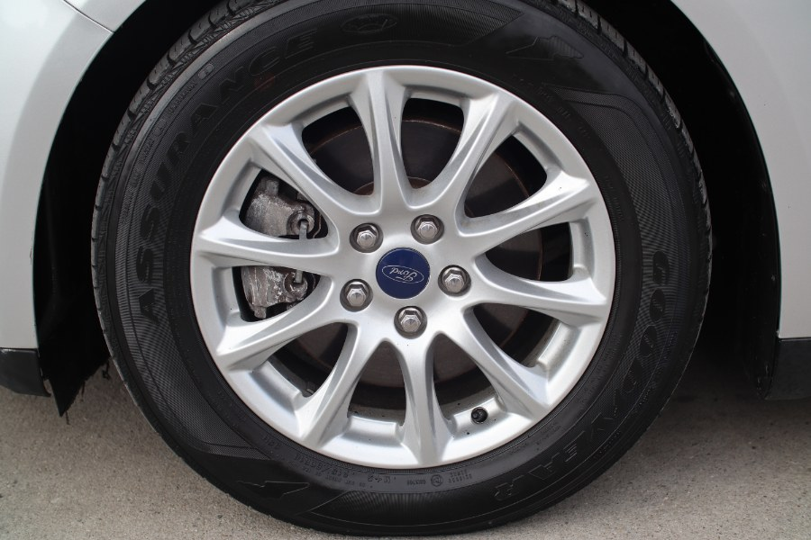 2016 Ford Fusion 4dr Sdn S FWD, available for sale in Jamaica, New York | Hillside Auto Mall Inc.. Jamaica, New York