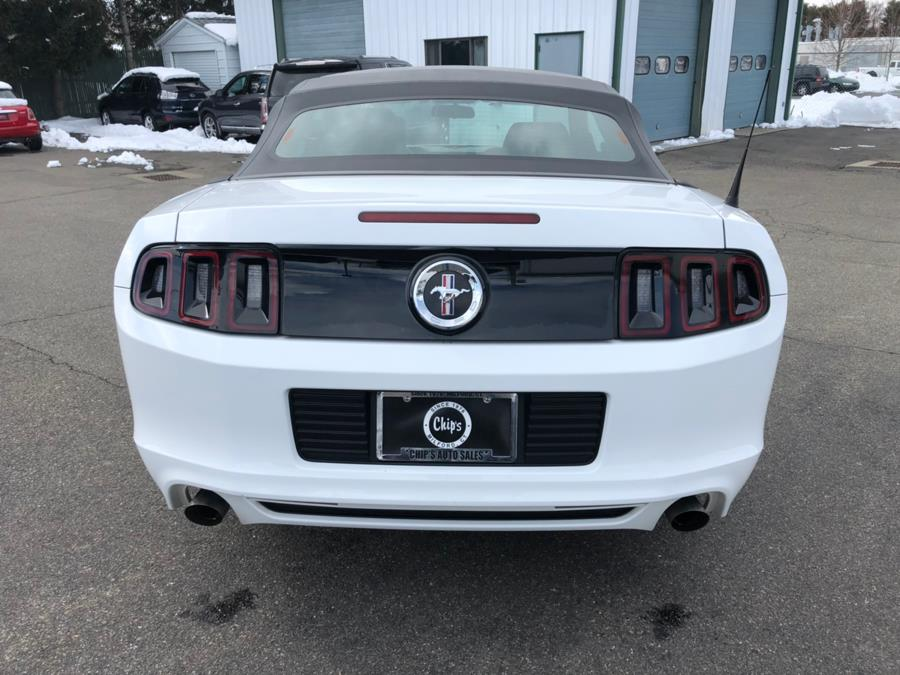 2014 Ford Mustang 2dr Conv V6, available for sale in Milford, Connecticut | Chip's Auto Sales Inc. Milford, Connecticut