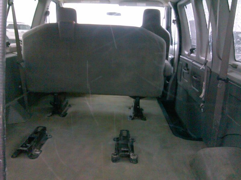 2011 Ford Econoline Wagon E-350 Super Duty XLT, available for sale in Corona, New York | Raymonds Cars Inc. Corona, New York