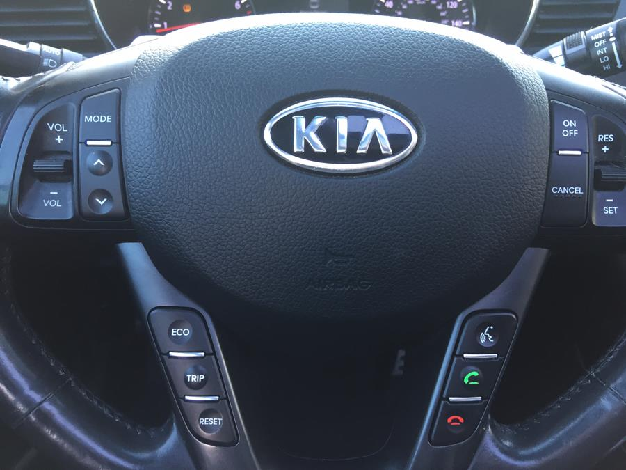 2012 Kia Optima 4dr Sdn 2.0T Auto SX, available for sale in Stratford, Connecticut | Mike's Motors LLC. Stratford, Connecticut