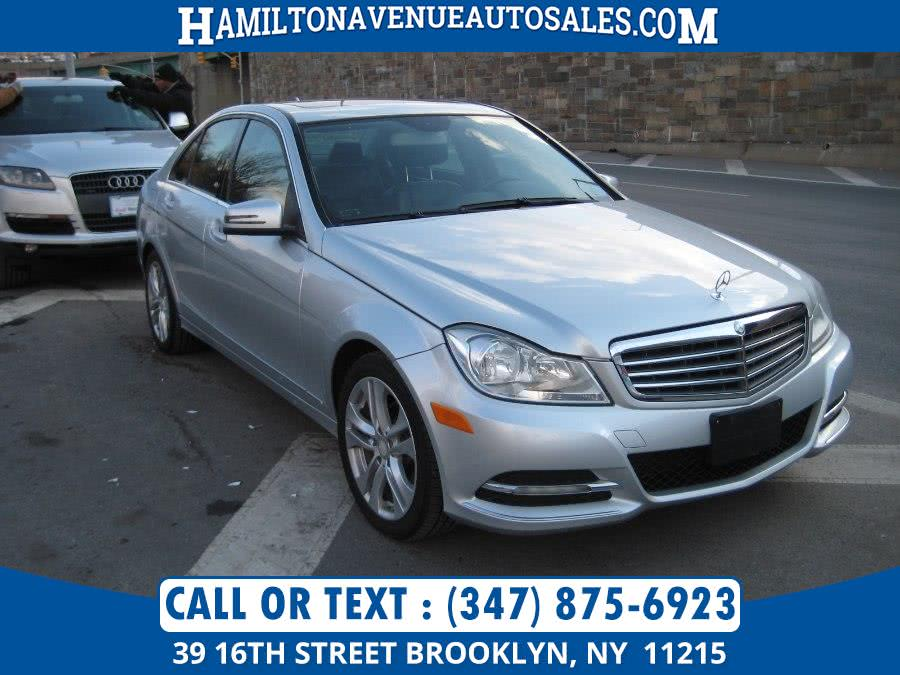 Used 2012 Mercedes-Benz C-Class in Brooklyn, New York | Hamilton Avenue Auto Sales DBA Nyautoauction.com. Brooklyn, New York