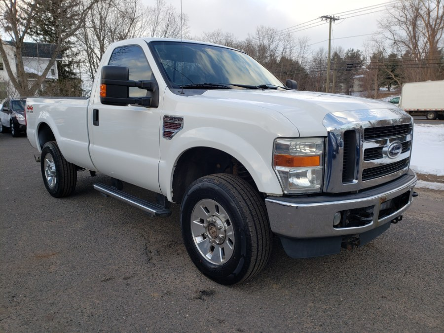 2008 Ford Super Duty F-350 SRW 4WD 6.4 Diesel Power Stroke, available for sale in East Windsor, Connecticut | Toro Auto. East Windsor, Connecticut