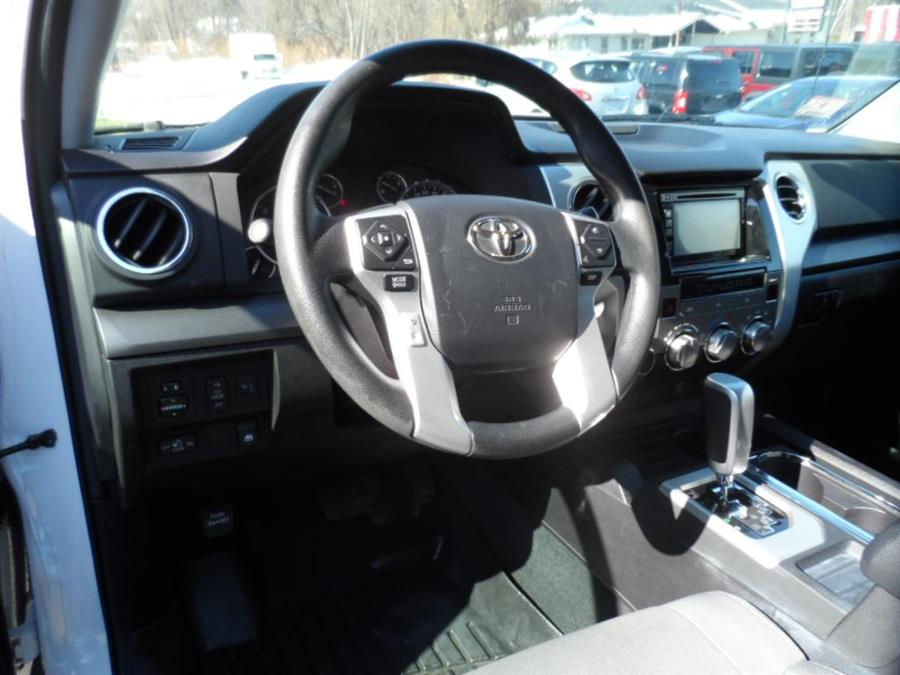 2015 Toyota Tundra SR5 4DR CREWMAX 4WD SB, available for sale in Manchester, New Hampshire | Second Street Auto Sales Inc. Manchester, New Hampshire
