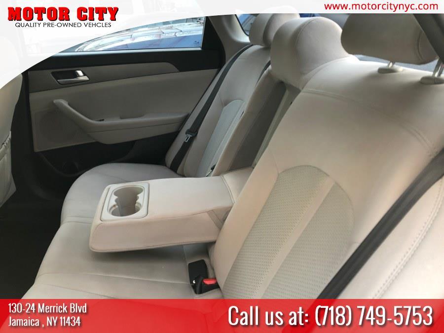 2015 Hyundai Sonata 4dr Sdn 2.4L SE, available for sale in Jamaica, New York   Motor City. Jamaica, New York