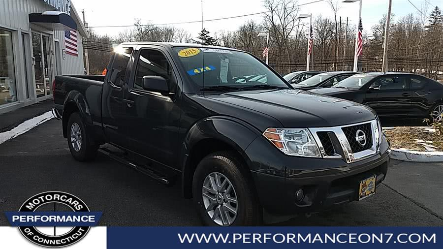 Used 2015 Nissan Frontier in Wilton, Connecticut | Performance Motor Cars. Wilton, Connecticut