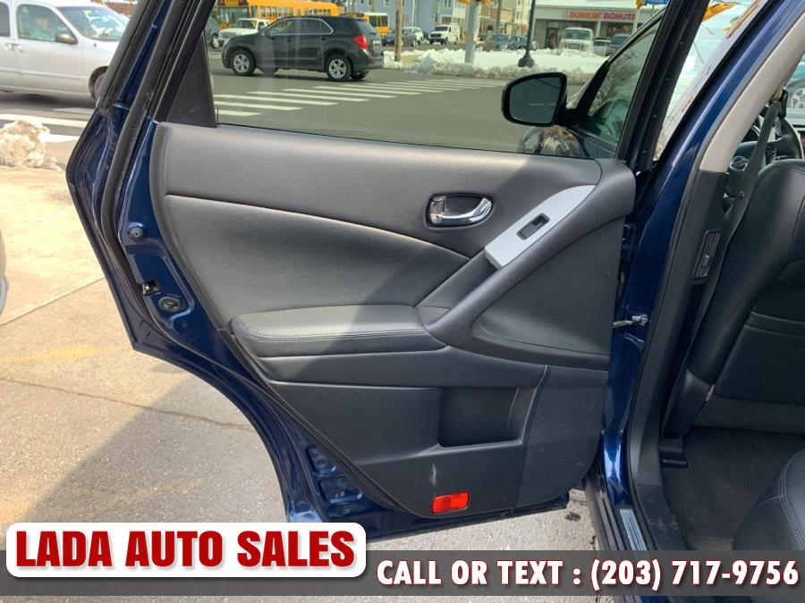 2009 Nissan Murano AWD 4dr S, available for sale in Bridgeport, Connecticut | Lada Auto Sales. Bridgeport, Connecticut