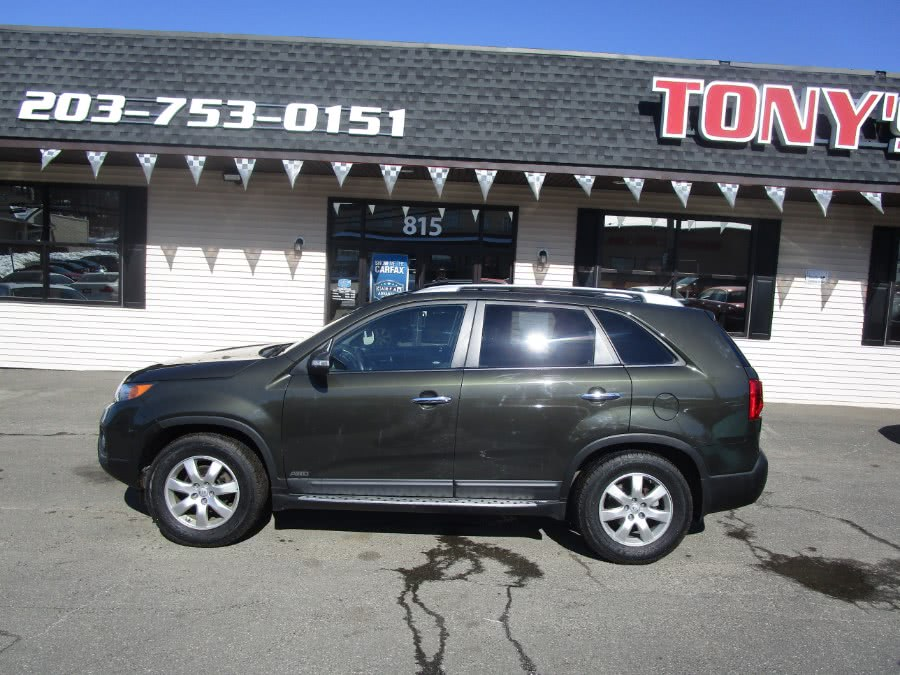 Used 2012 Kia Sorento in Waterbury, Connecticut | Tony's Auto Sales. Waterbury, Connecticut