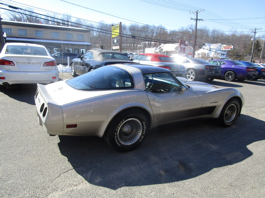 1982 Chevrolet Corvette 2dr Hatchback, available for sale in Waterbury, Connecticut | Tony's Auto Sales. Waterbury, Connecticut
