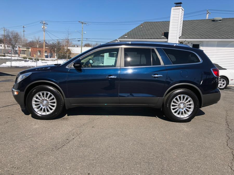 2012 Buick Enclave AWD 4dr Leather, available for sale in Milford, Connecticut   Chip's Auto Sales Inc. Milford, Connecticut