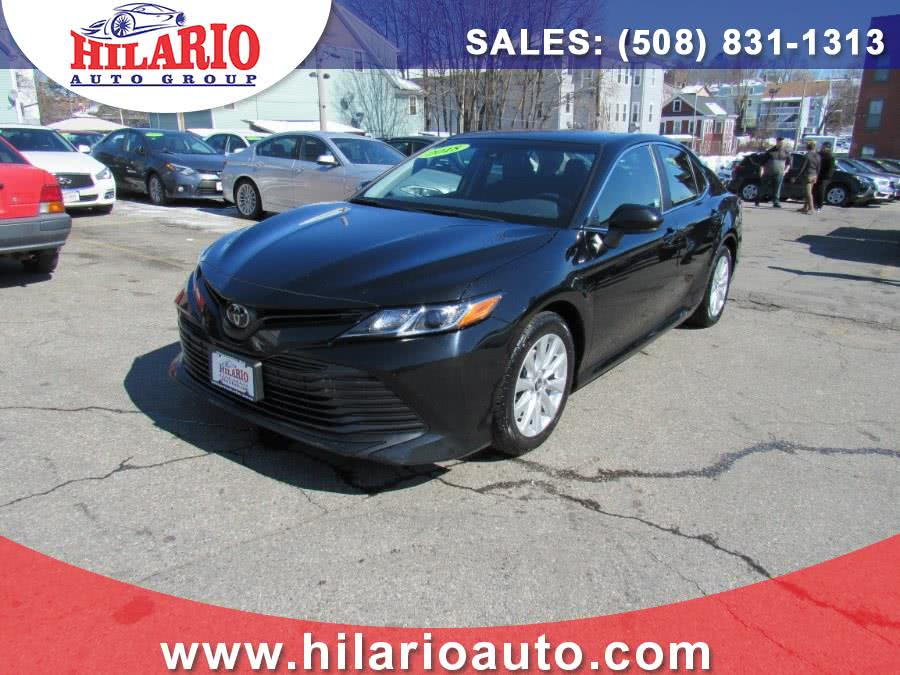 Used 2018 Toyota Camry in Worcester, Massachusetts | Hilario's Auto Sales Inc.. Worcester, Massachusetts