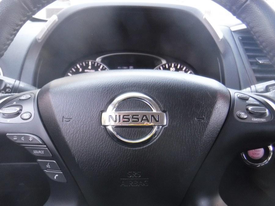 2017 Nissan Pathfinder 4x4 SV, available for sale in Philadelphia, Pennsylvania | Eugen's Auto Sales & Repairs. Philadelphia, Pennsylvania