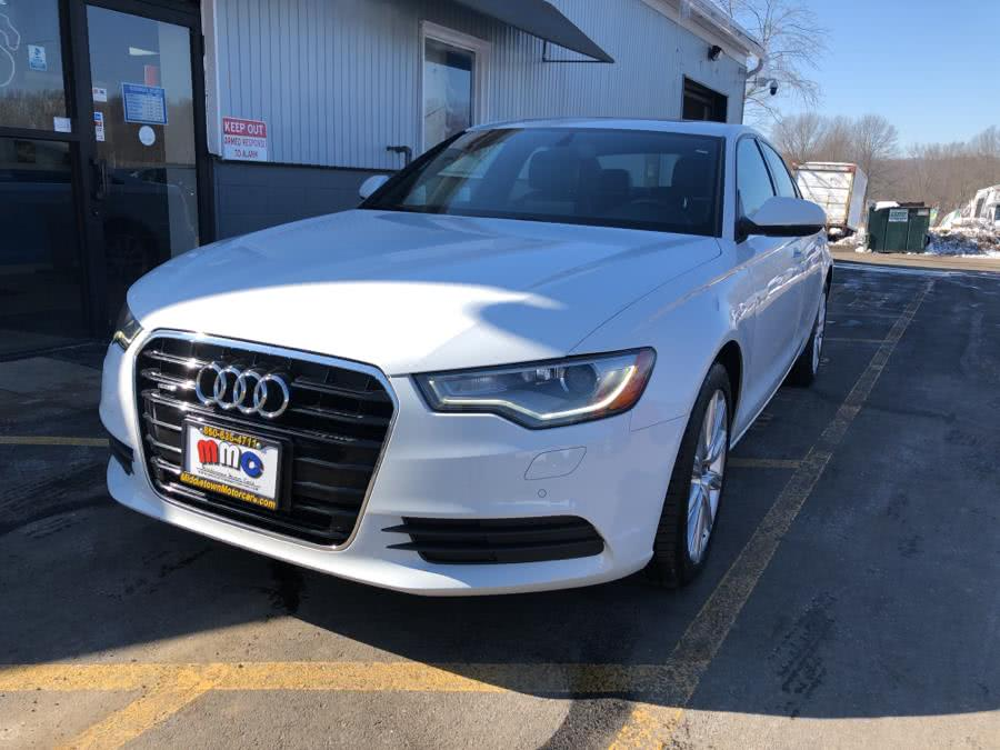 Used 2014 Audi A6 in Middletown, Connecticut | Middletown Motorcars. Middletown, Connecticut