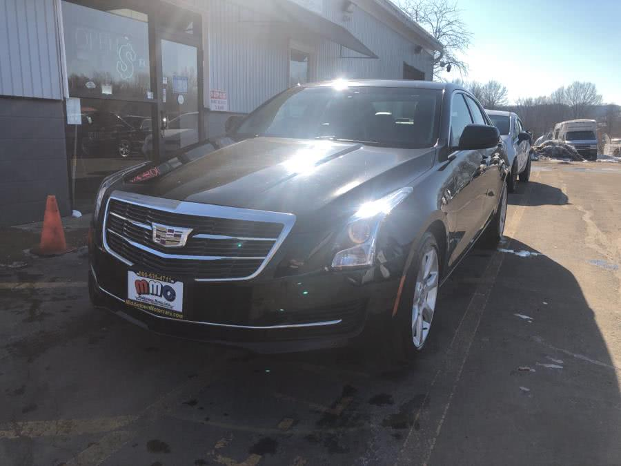 2016 Cadillac ATS Sedan 4dr Sdn 2.0L Standard AWD, available for sale in Middletown, Connecticut | Middletown Motorcars. Middletown, Connecticut