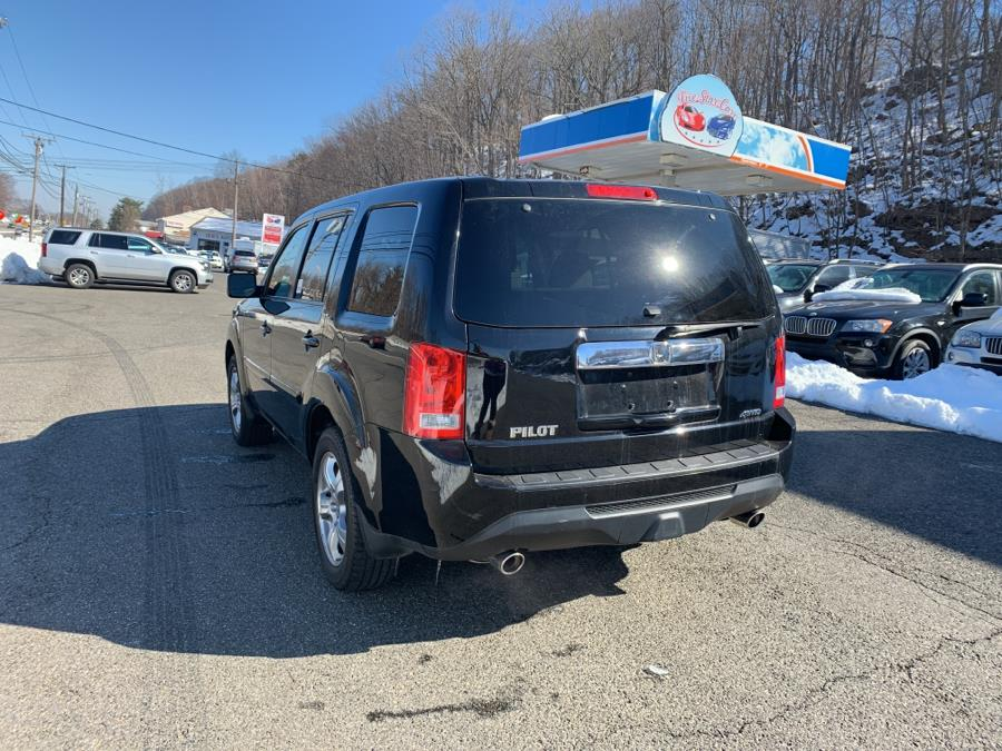 2014 Honda Pilot 4WD 4dr EX, available for sale in Meriden, Connecticut | Five Star Cars LLC. Meriden, Connecticut