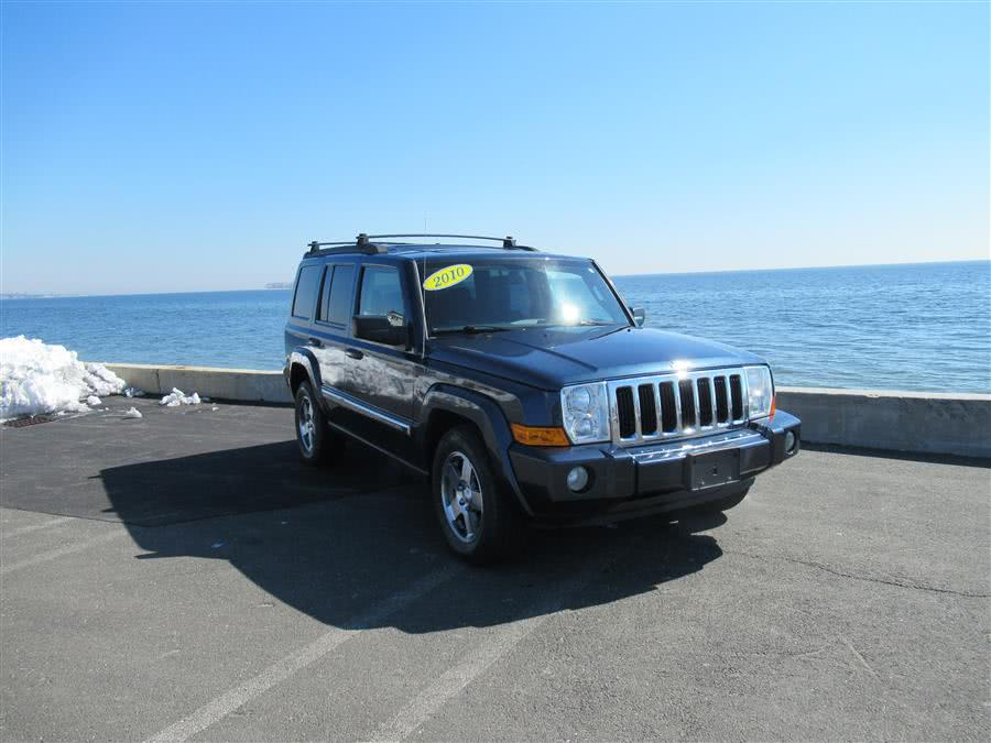 2010 Jeep Commander 4WD 4dr Sport, available for sale in Milford, CT